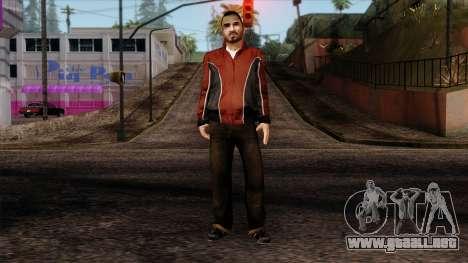 GTA 4 Skin 14 para GTA San Andreas