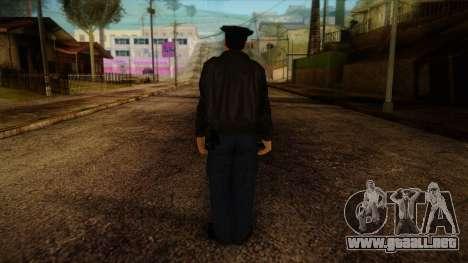 GTA 4 Emergency Ped 7 para GTA San Andreas segunda pantalla