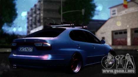 Seat Toledo Stance 2002 para GTA San Andreas left