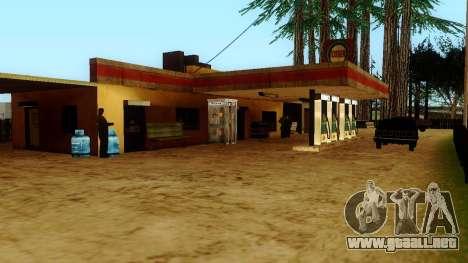 La recuperación de las estaciones de Los Santos para GTA San Andreas séptima pantalla