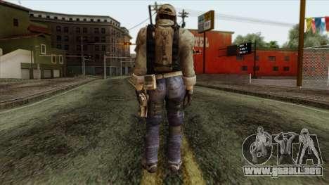 Modern Warfare 2 Skin 16 para GTA San Andreas segunda pantalla
