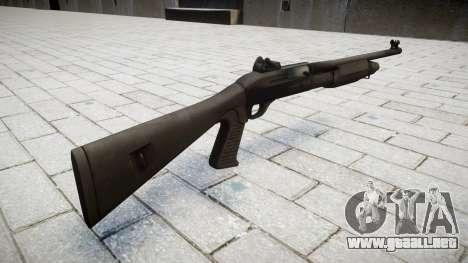 El combate de la escopeta Benelli M3 Convertible para GTA 4 segundos de pantalla