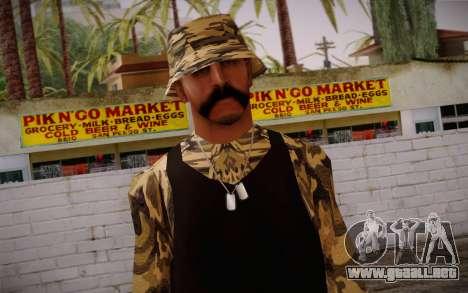 Ginos Ped 14 para GTA San Andreas tercera pantalla