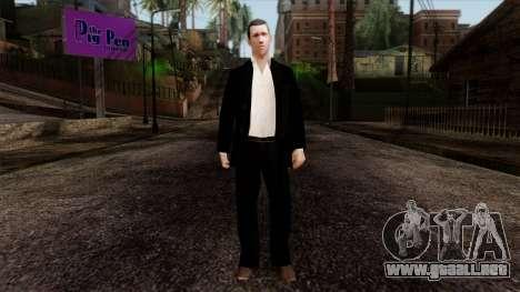 LCN Skin 3 para GTA San Andreas