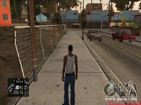 CLEO Date and Time para GTA San Andreas
