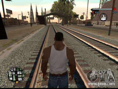 C-HUD Good para GTA San Andreas