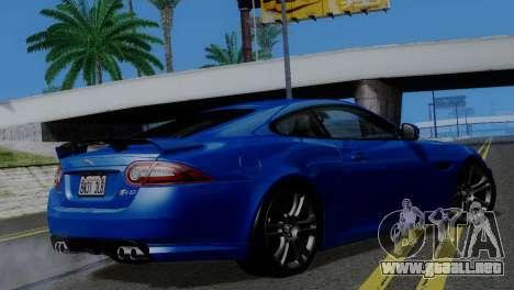 ENBSeries para PC débil v4 para GTA San Andreas tercera pantalla