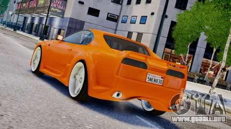 Toyota Supra VeilSide Fortune 03 v1.0 para GTA 4 left