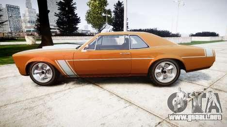Declasse Tampa 1976 v2.0 para GTA 4 left