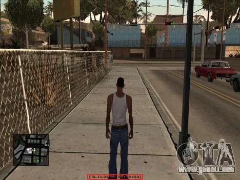 CLEO Date and Time para GTA San Andreas segunda pantalla