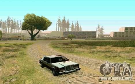 ENB la media y débil PC para GTA San Andreas