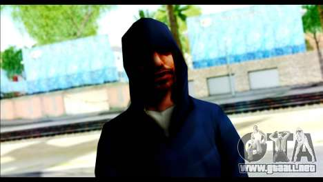 Ginos Ped 38 para GTA San Andreas tercera pantalla