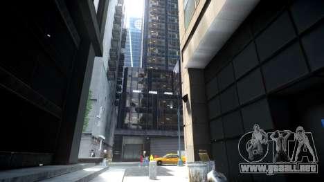 CryENB V3 para GTA 4 adelante de pantalla