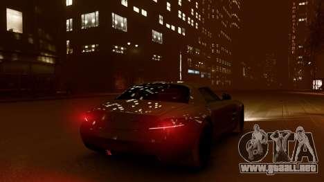 Snow IV para GTA 4 tercera pantalla