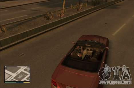 Picar el GTA 4 v1.1 para GTA 4 tercera pantalla