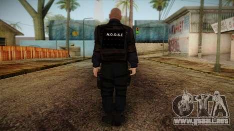 GTA 4 Emergency Ped 15 para GTA San Andreas segunda pantalla