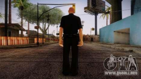 GTA San Andreas Beta Skin 9 para GTA San Andreas segunda pantalla
