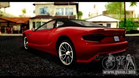 GTA 5 Hijak Khamelion IVF para GTA San Andreas left
