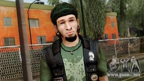 GTA 4 Skin 9 para GTA San Andreas tercera pantalla