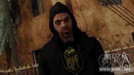 GTA 4 Skin 15 para GTA San Andreas tercera pantalla