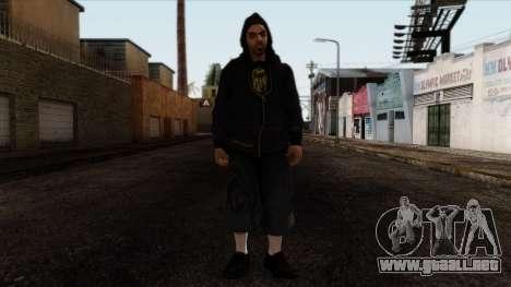 GTA 4 Skin 15 para GTA San Andreas