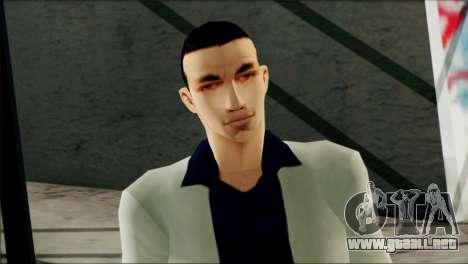Russian Mafia Skin 2 para GTA San Andreas tercera pantalla