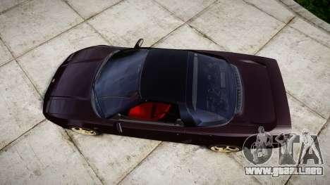 Honda NSX-R NA1 1992 [EPM] para GTA 4 visión correcta