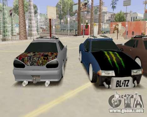 Elegy v2.0 para la visión correcta GTA San Andreas