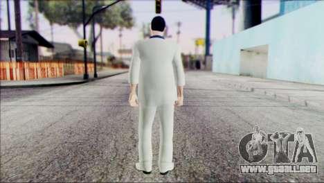 Russian Mafia Skin 2 para GTA San Andreas segunda pantalla