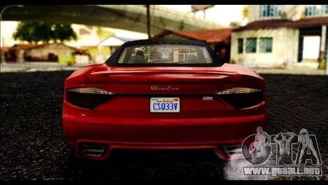 GTA 5 Hijak Khamelion IVF para la visión correcta GTA San Andreas