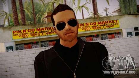 Gedimas Jeffm Skin HD para GTA San Andreas tercera pantalla