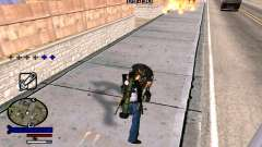 C-HUD Normal para GTA San Andreas