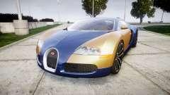 Bugatti Veyron 16.4 v2.0 para GTA 4
