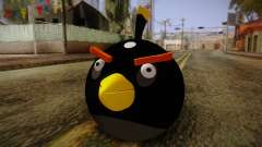 Black Bird from Angry Birds