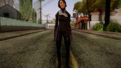 Ann Bryson from Mass Effect 3 para GTA San Andreas