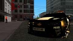 Chevrolet Camaro Police para GTA San Andreas
