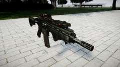 Rifle de HK416 CQB para GTA 4