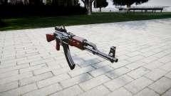 El AK-47 Colimador para GTA 4