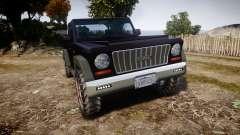 Senran Pioneer Pickup para GTA 4