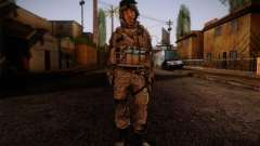 Campo from Battlefield 3 para GTA San Andreas