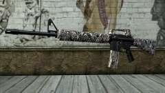 Nuevo Rifle De Asalto para GTA San Andreas