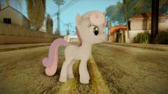 Sweetiebelle from My Little Pony para GTA San Andreas