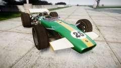 Lotus Type 49 1967 [RIV] PJ25-26 para GTA 4