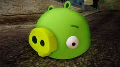 Pig from Angry Birds