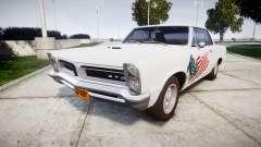 Pontiac GTO 1965 united para GTA 4