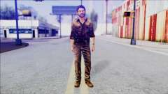 Joel from The Last Of Us para GTA San Andreas