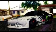 Nissan 180SX Monster Energy