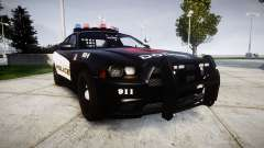 Dodge Charger STR8 LCPD [ELS] para GTA 4