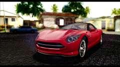 GTA 5 Hijak Khamelion IVF para GTA San Andreas