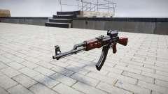 El AK-47 Colimador de destino